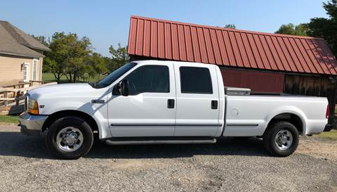 1999 Ford F-250 Super Duty for sale in Rockwall, TX