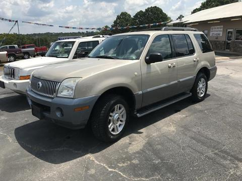 2005 Mercury Mountaineer for sale in Eagle Rock, MO