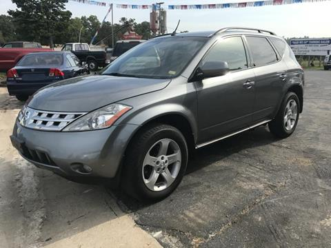 2005 Nissan Murano for sale in Eagle Rock, MO
