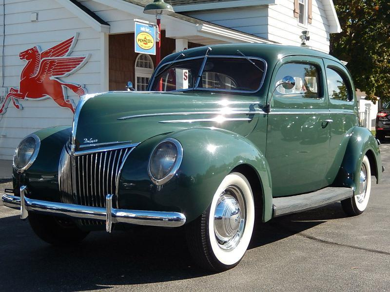 1939 Ford Deluxe for sale at EAGLE ROCK AUTO SALES in Eagle Rock MO