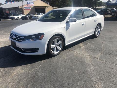 2014 Volkswagen Passat for sale in Eagle Rock, MO