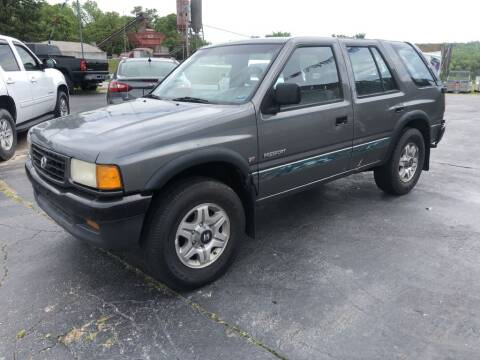 Used 1997 Honda Passport For Sale In Austin Tx Carsforsale Com