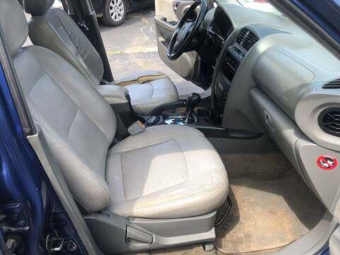 2006 Hyundai Santa Fe for sale at EAGLE ROCK AUTO SALES in Eagle Rock MO