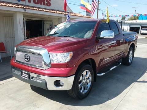 2009 Toyota Tundra for sale in Pacoima, CA