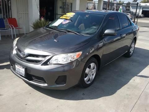 2012 Toyota Corolla for sale in Pacoima, CA