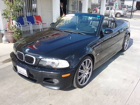 2004 BMW M3 for sale in Pacoima, CA