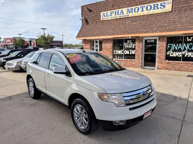 Alpha Motors Car Dealer In Kansas City Mo