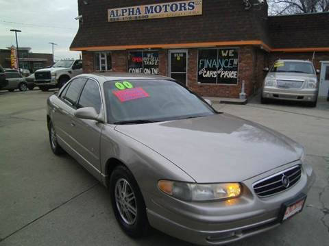 2000 Buick Regal for sale at Alpha Motors in Kansas City MO