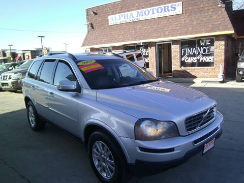 2007 Volvo XC90 for sale at Alpha Motors in Kansas City MO