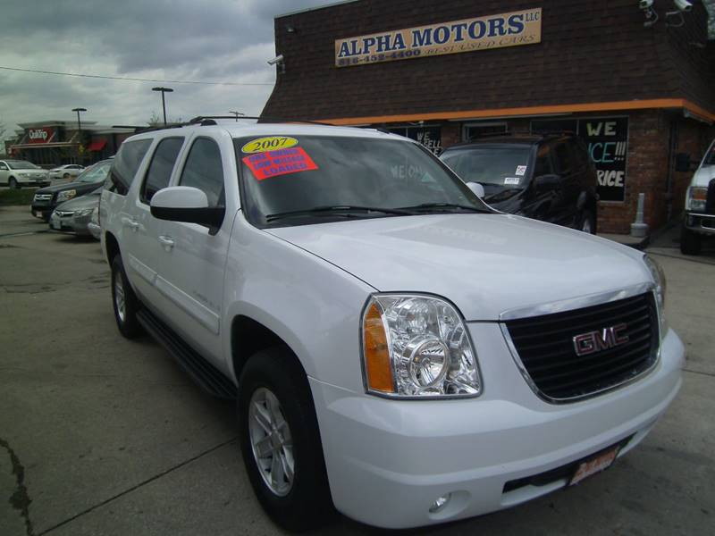 2007 GMC Yukon XL for sale at Alpha Motors in Kansas City MO