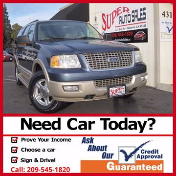 2006 Ford Expedition for sale in Modesto, CA