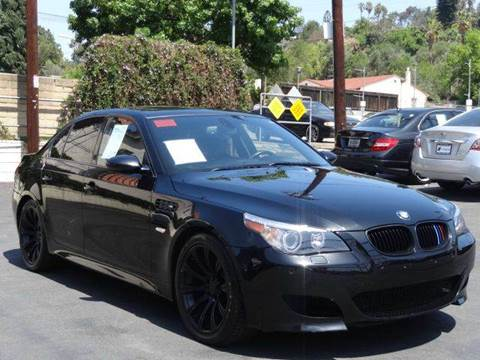 2006 BMW M5 for sale at Automaxx Of San Diego in Spring Valley CA