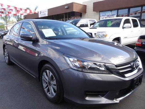 2013 Honda Accord for sale at Automaxx Of San Diego in Spring Valley CA