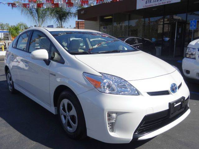 2015 Toyota Prius for sale at Automaxx Of San Diego in Spring Valley CA