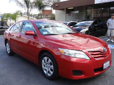 2011 Toyota Camry for sale at Automaxx Of San Diego in Spring Valley CA