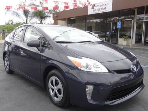 2013 Toyota Prius for sale at Automaxx Of San Diego in Spring Valley CA