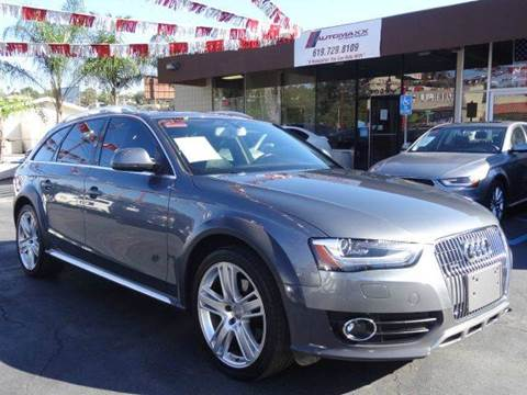 2013 Audi Allroad for sale at Automaxx Of San Diego in Spring Valley CA