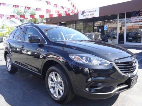 2014 Mazda CX-9 for sale at Automaxx Of San Diego in Spring Valley CA