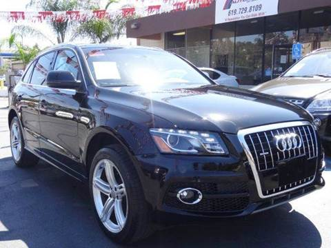 2011 Audi Q5 for sale at Automaxx Of San Diego in Spring Valley CA