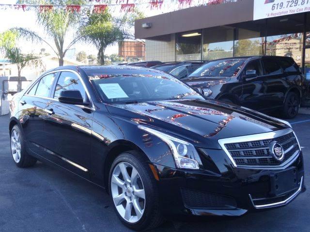2014 Cadillac Ats 2.0T 4dr Sedan In Spring Valley CA - Automaxx Of