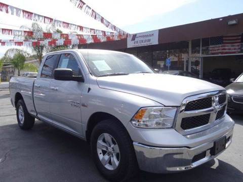2015 RAM Ram Pickup 1500 for sale at Automaxx Of San Diego in Spring Valley CA