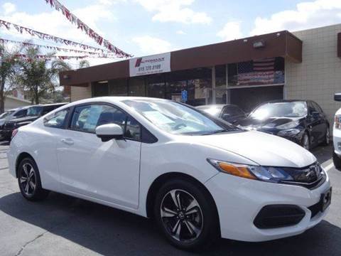 2015 Honda Civic for sale at Automaxx Of San Diego in Spring Valley CA