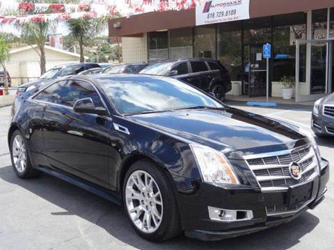 2011 Cadillac CTS for sale at Automaxx Of San Diego in Spring Valley CA