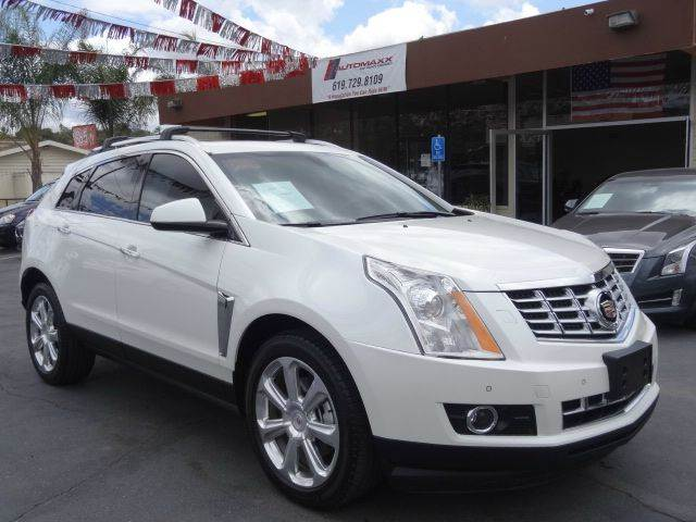 2013 Cadillac SRX for sale at Automaxx Of San Diego in Spring Valley CA