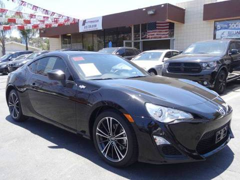 2015 Scion FR-S for sale at Automaxx Of San Diego in Spring Valley CA