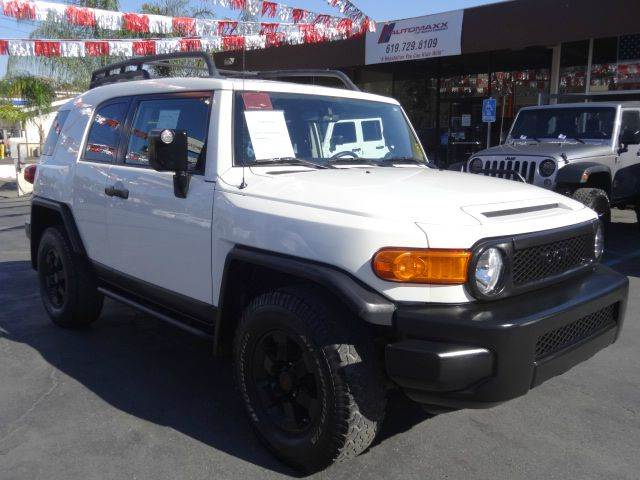 2010 Toyota FJ Cruiser for sale at Automaxx Of San Diego in Spring Valley CA