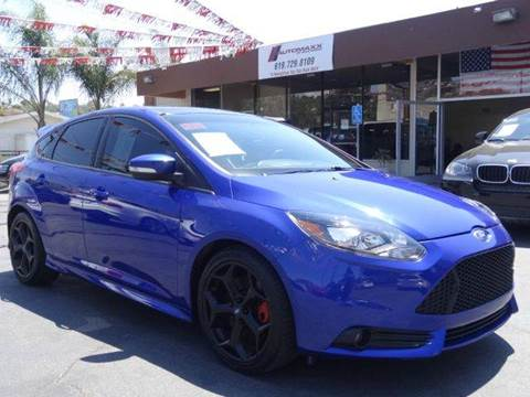 2014 Ford Focus for sale at Automaxx Of San Diego in Spring Valley CA