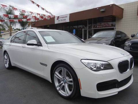 2014 BMW 7 Series for sale at Automaxx Of San Diego in Spring Valley CA