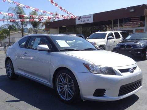 2011 Scion tC for sale at Automaxx Of San Diego in Spring Valley CA