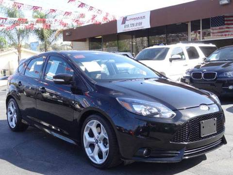 2013 Ford Focus for sale at Automaxx Of San Diego in Spring Valley CA
