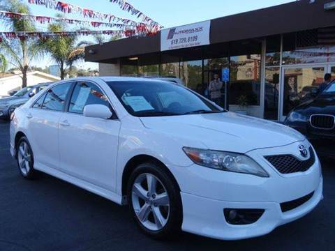 2010 Toyota Camry for sale at Automaxx Of San Diego in Spring Valley CA
