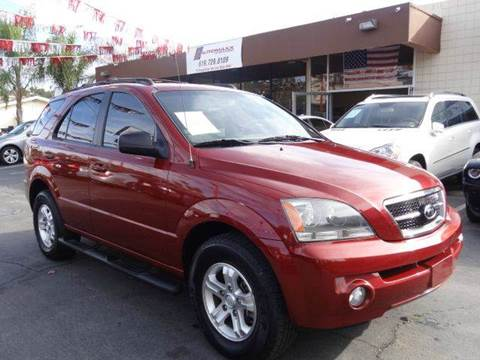 2006 Kia Sorento for sale at Automaxx Of San Diego in Spring Valley CA