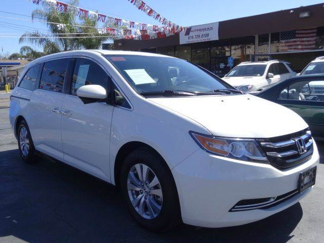 2014 Honda Odyssey for sale at Automaxx Of San Diego in Spring Valley CA