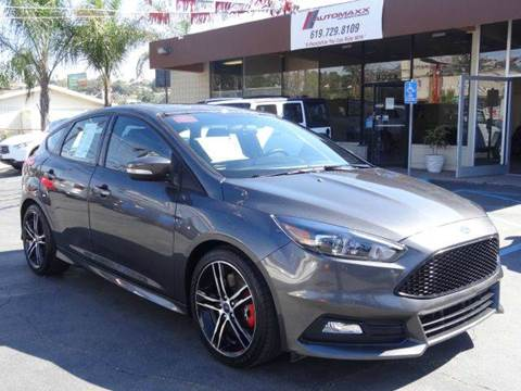 2016 Ford Focus for sale at Automaxx Of San Diego in Spring Valley CA