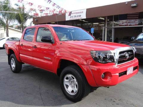 2008 Toyota Tacoma for sale at Automaxx Of San Diego in Spring Valley CA