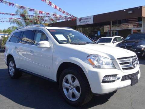 2012 Mercedes-Benz GL-Class for sale at Automaxx Of San Diego in Spring Valley CA