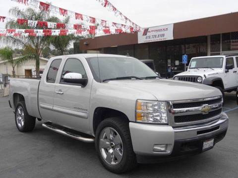 2010 Chevrolet Silverado 1500 for sale at Automaxx Of San Diego in Spring Valley CA