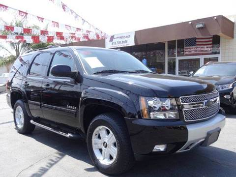 2013 Chevrolet Tahoe for sale at Automaxx Of San Diego in Spring Valley CA