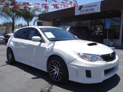 2014 Subaru Impreza for sale at Automaxx Of San Diego in Spring Valley CA