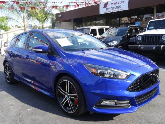 2015 Ford Focus for sale at Automaxx Of San Diego in Spring Valley CA