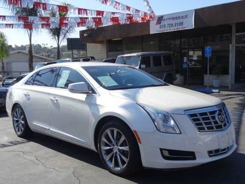 2013 Cadillac XTS for sale at Automaxx Of San Diego in Spring Valley CA