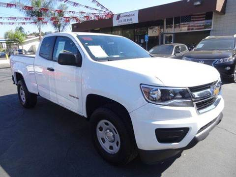 2015 Chevrolet Colorado for sale at Automaxx Of San Diego in Spring Valley CA