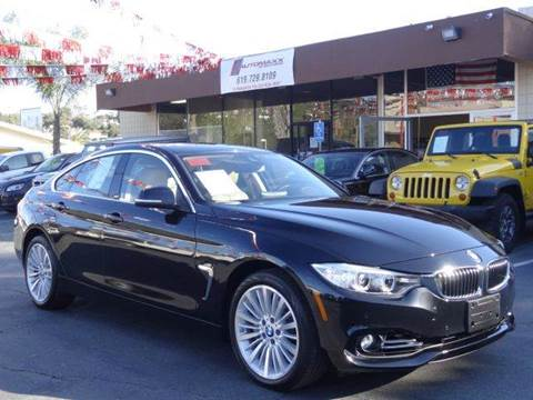 2015 BMW 4 Series for sale at Automaxx Of San Diego in Spring Valley CA