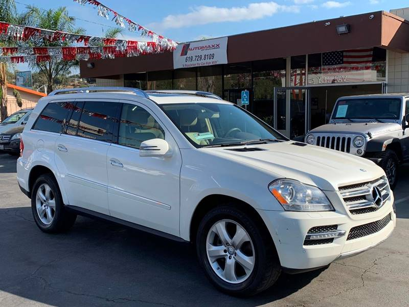 2012 Mercedes Benz Gl Class Awd Gl 450 4matic 4dr Suv In Spring