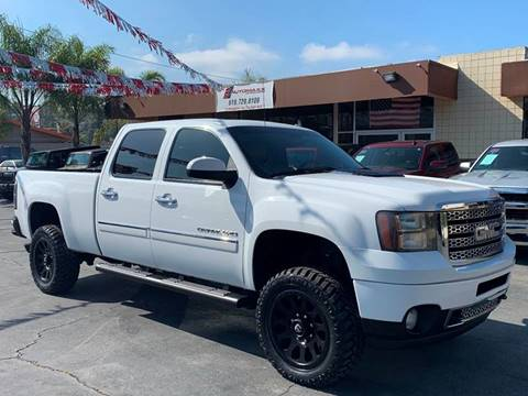 2014 GMC Sierra 2500HD for sale in Spring Valley, CA
