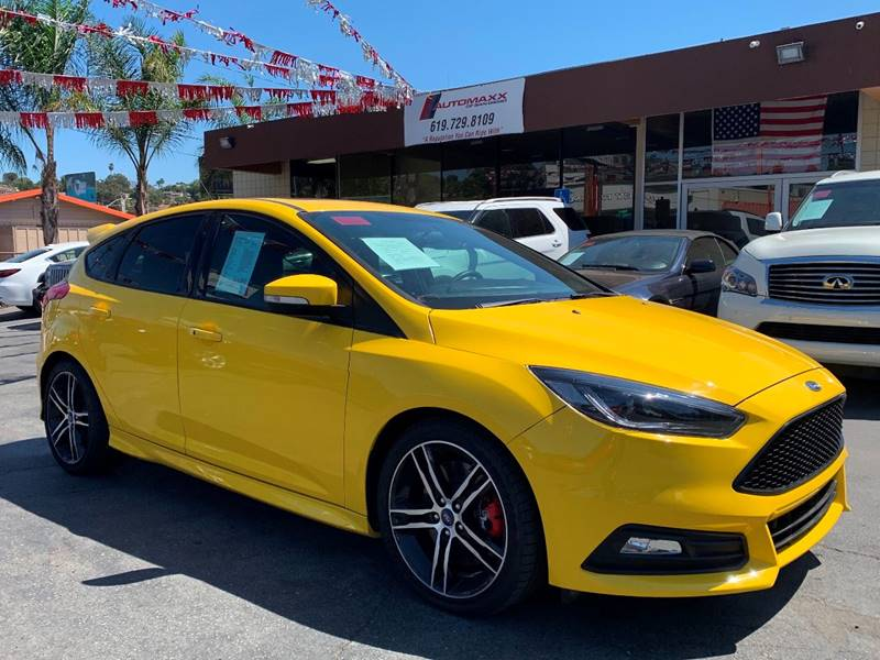 2017 Ford Focus for sale at Automaxx Of San Diego in Spring Valley CA